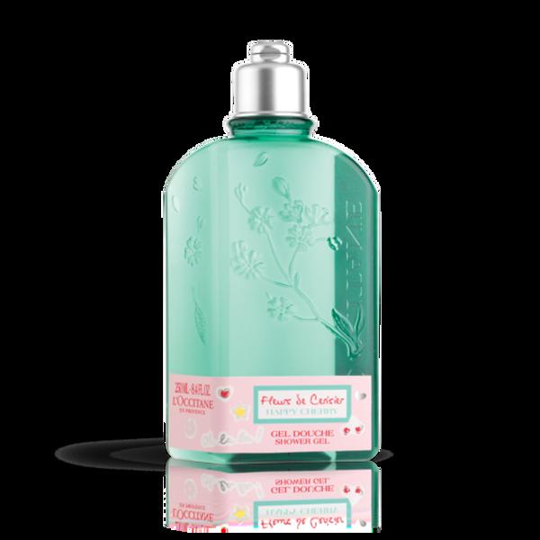 جل استحمام زهرة الكرز المبهج – إصدار مبهج