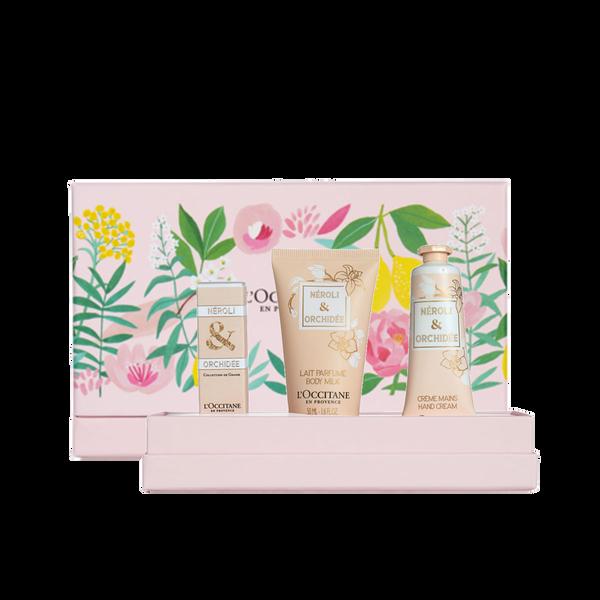 Néroli & Orchidée Travel Gift Set