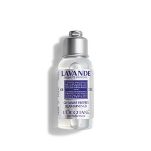 Lavender Hand Cleansing Gel