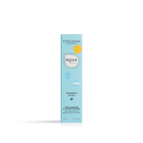 Aqua Réotier Cooling Eye Gel