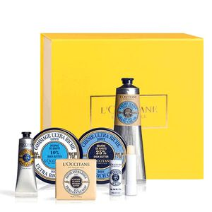 Shea Butter Body Care Gift Set