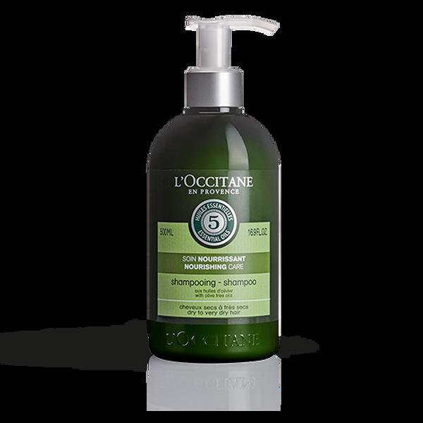 Aromachologie Nourishing Care Shampoo, 500ml