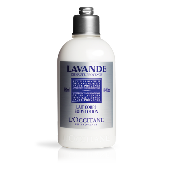 Lavender Body Lotion organic certified*