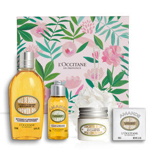 Almond Bestselling Shower Set