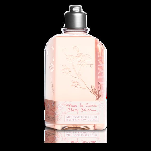 Cherry Blossom Bath & Shower Gel, 250ml