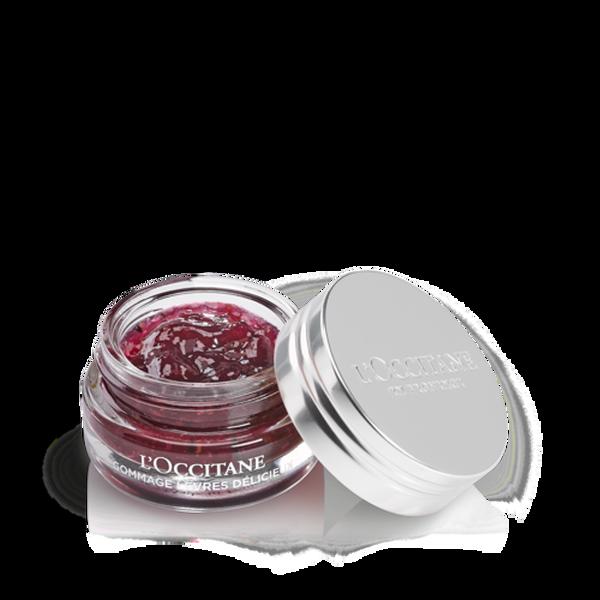Delicious Lip Scrub – Raspberry touch