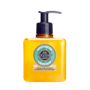Shea Rosemary Liquid Soap
