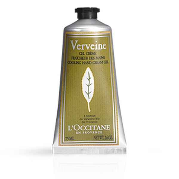 Verbena Cooling Hand Cream Gel