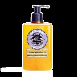 Shea Lavender Liquid Hand Soap