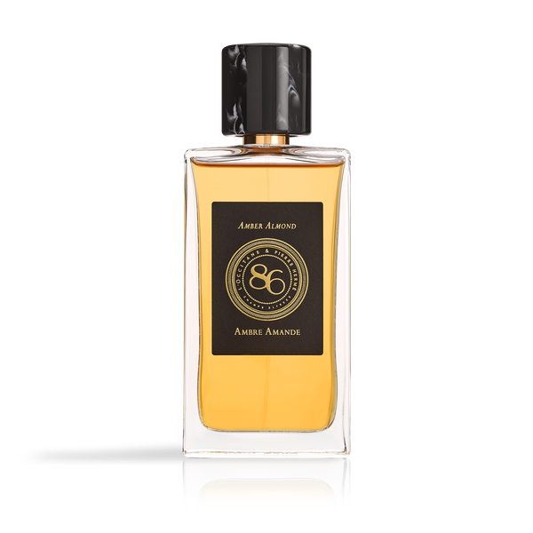 86 Intense Amber Almond EDP