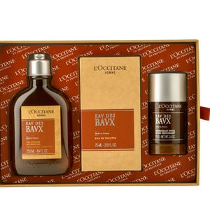 Eau De Baux Men's Gift Box