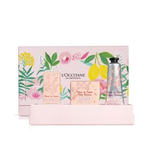Cherry Collection Gift Set