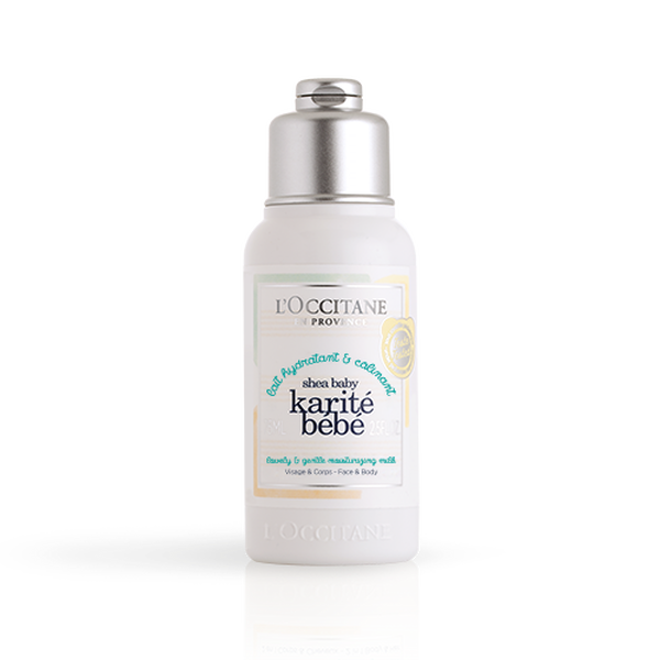 Lovely & Gentle Moisturizing Milk, 75ml