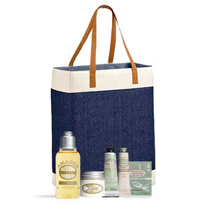 Delicious Almond Body Care Set