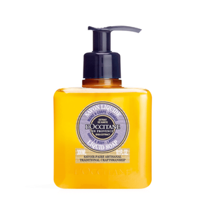 Shea Lavender Liquid Soap