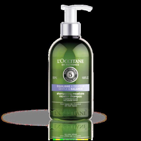 Aromachologie Gentle & Balance Micellar Shampoo, 500ml