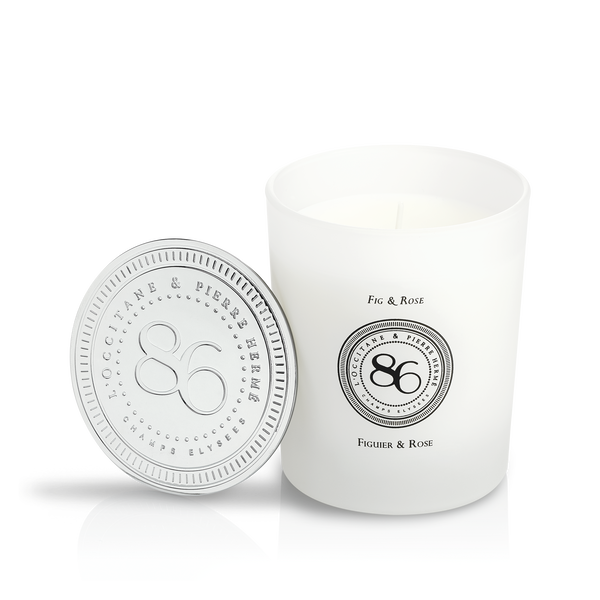 86 Intense Fig & Rose Candle