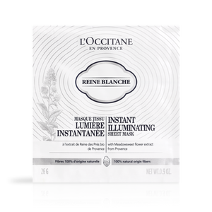 Reine Blanche Illuminating Sheet Mask