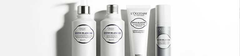 Reine Blanche Collection
