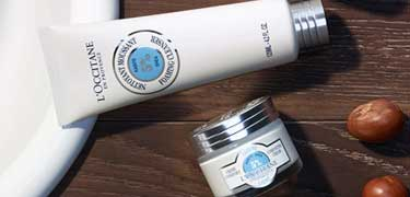 Shea Butter Face Care Collection
