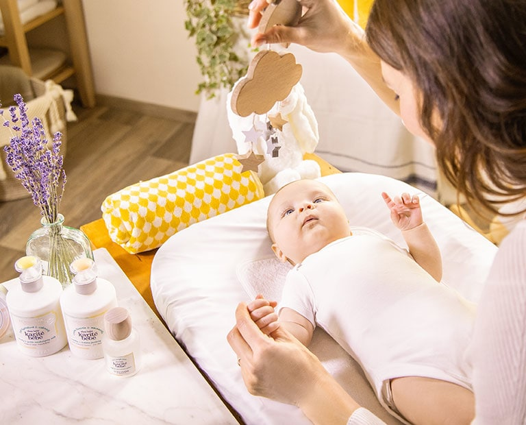 All-Natural Baby Care