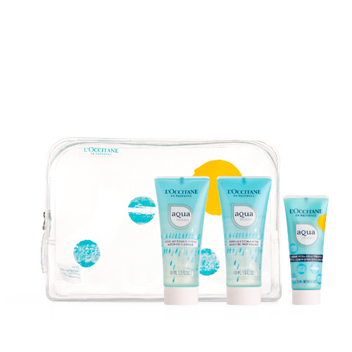 Aqua Réotier Cream Travel Collection